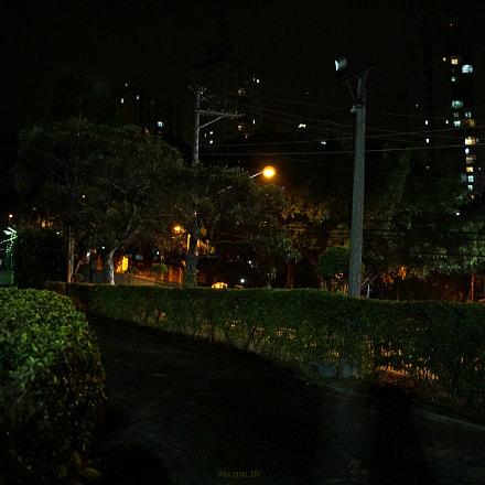 Jardim da igreja, a, Sony ILCE-6000