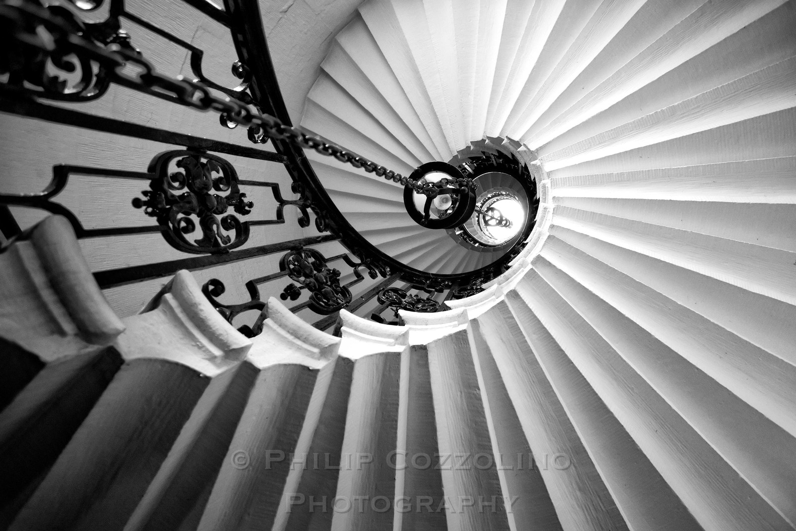 Photograph Stairs by Philip Cozzolino on 500px