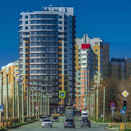 Kirov city , Russia , Fujifilm FinePix S100FS