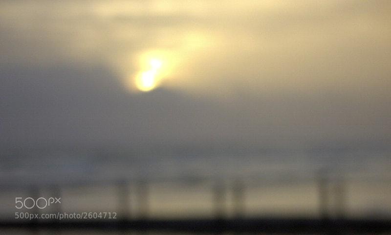 Photograph Foggy Sunrise by Dario Zingone on 500px
