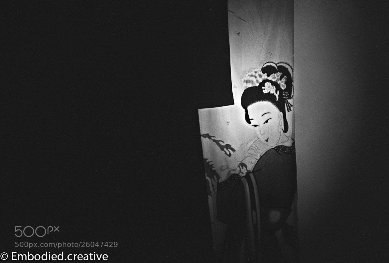 Photograph Kimono by Rob Burton on 500px