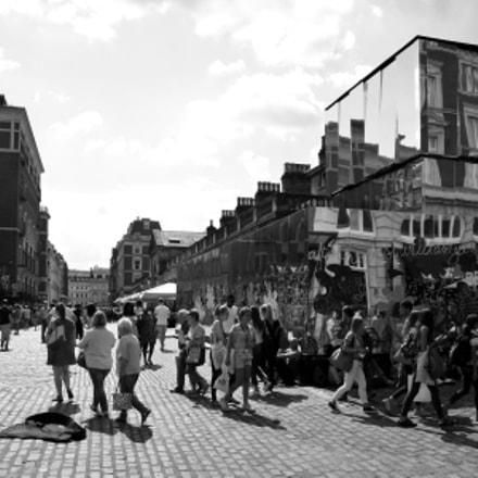Covent Garden, Nikon D5200