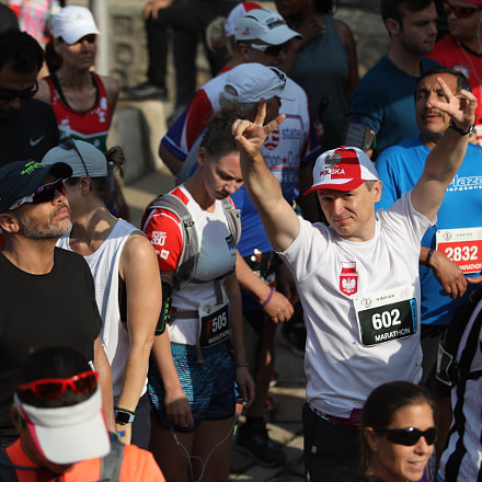 The Great Wall Marathon, Canon EOS 5D MARK IV, Canon EF 70-200mm f/2.8 L