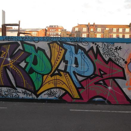 Kelpz Colour Graffiti Old, Fujifilm FinePix JV250