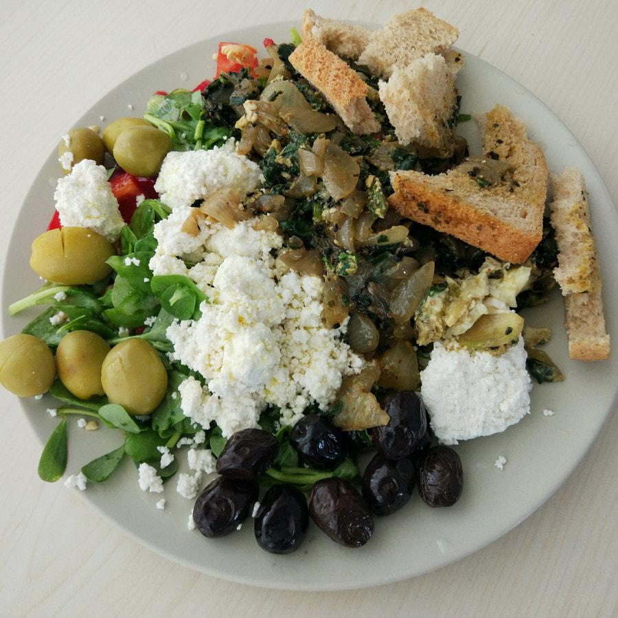 Salad Breakfast by siyahdeniz on 500px.com