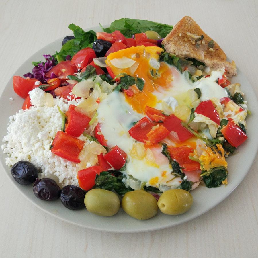Salad Breakfast With Egg by siyahdeniz on 500px.com