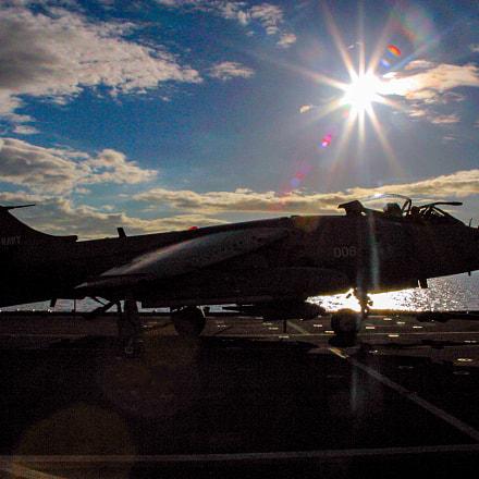 801 NAS Sea Harrier, Canon EOS D60