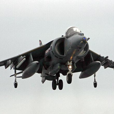 Harrier G R 7, Canon EOS D60
