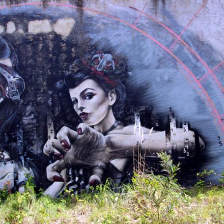 Steampunk girls, Canon EOS 600D
