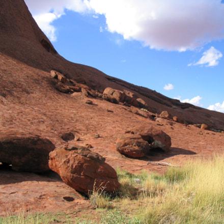 Uluru, Canon POWERSHOT A70