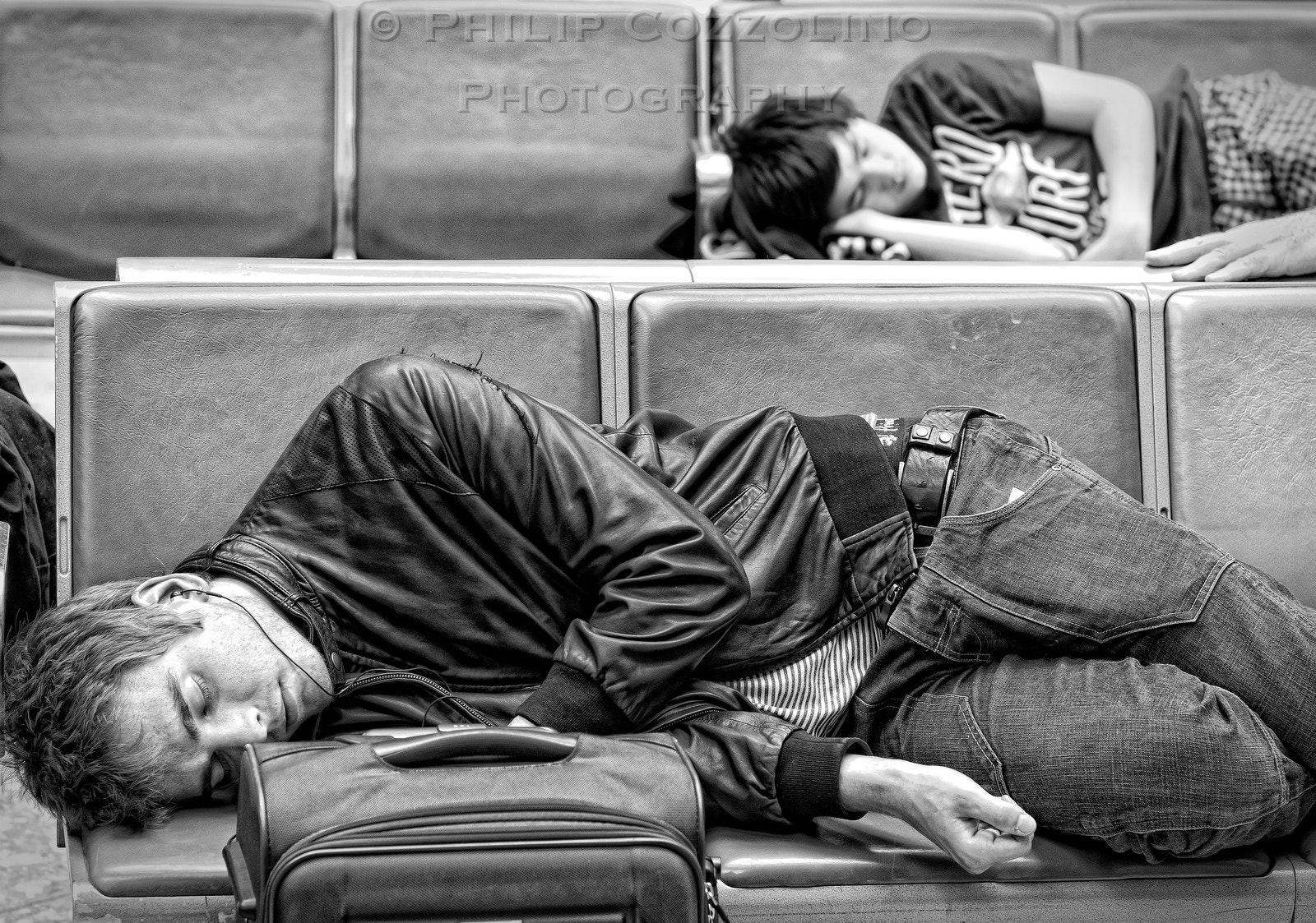 Photograph Heathrow Sleepers by Philip Cozzolino on 500px