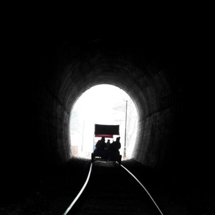 The Tunnel, Panasonic DMC-GF8