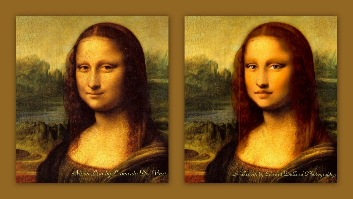 Photograph Mona's makeover. by Edward Dullard on 500px