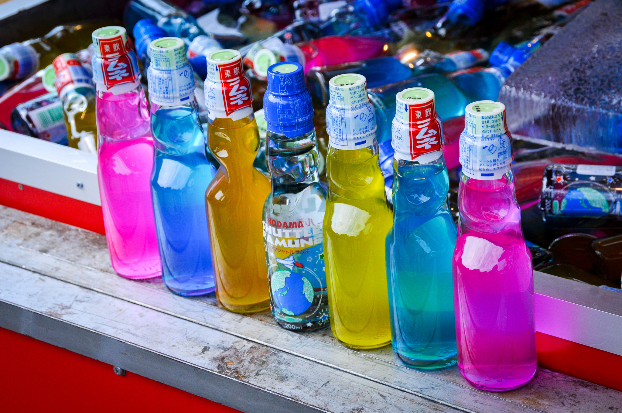 Photograph Ramune! by Etienne Lambert on 500px