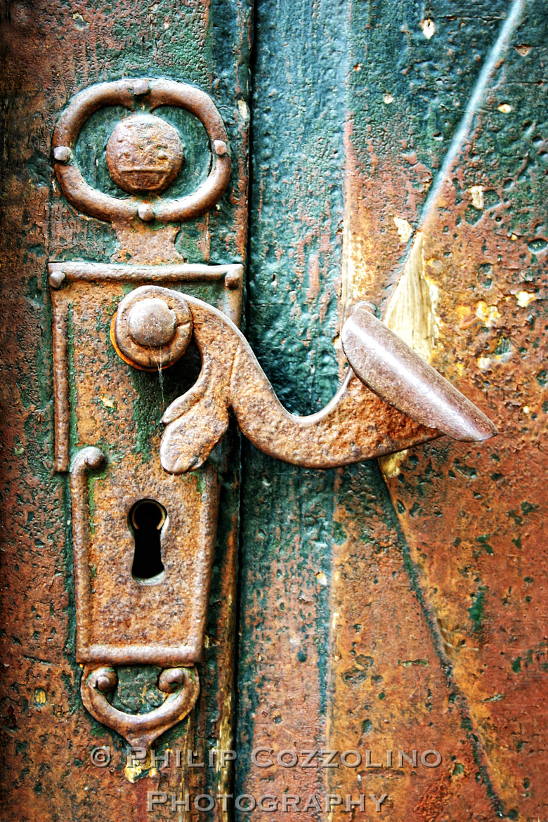 Photograph Old Handle by Philip Cozzolino on 500px