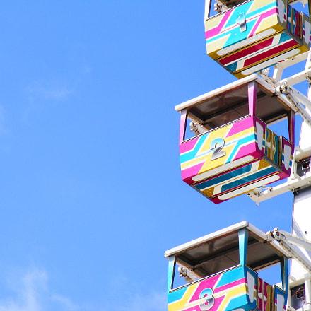 Up in the Sky, Fujifilm FinePix S5700 S700
