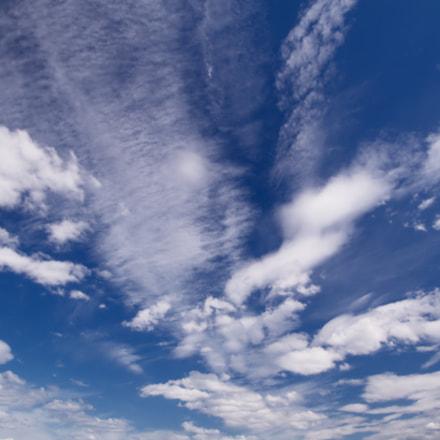 Just Sky, Nikon D7000