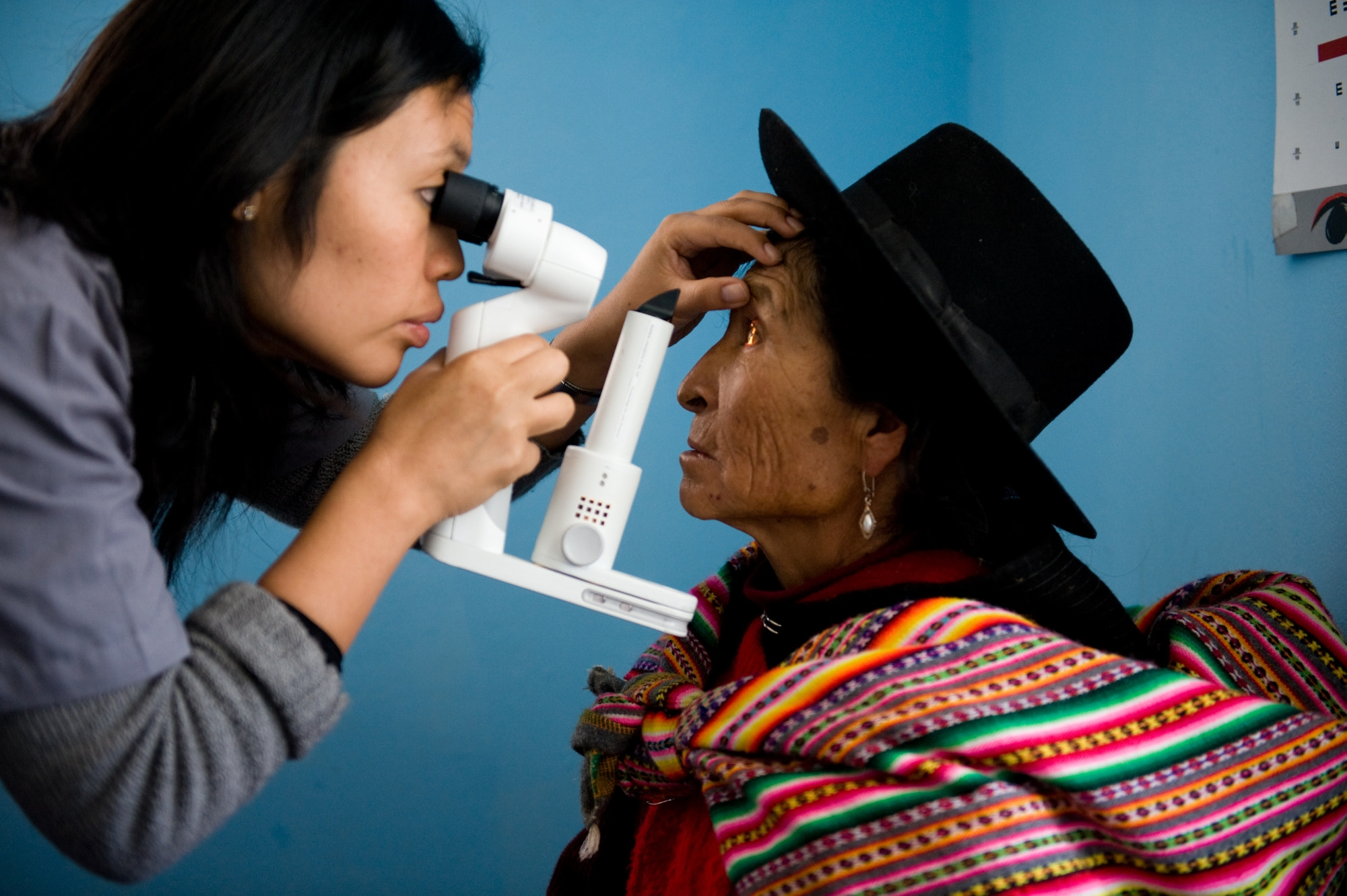 Photograph Eye Exam by Mike Larremore on 500px