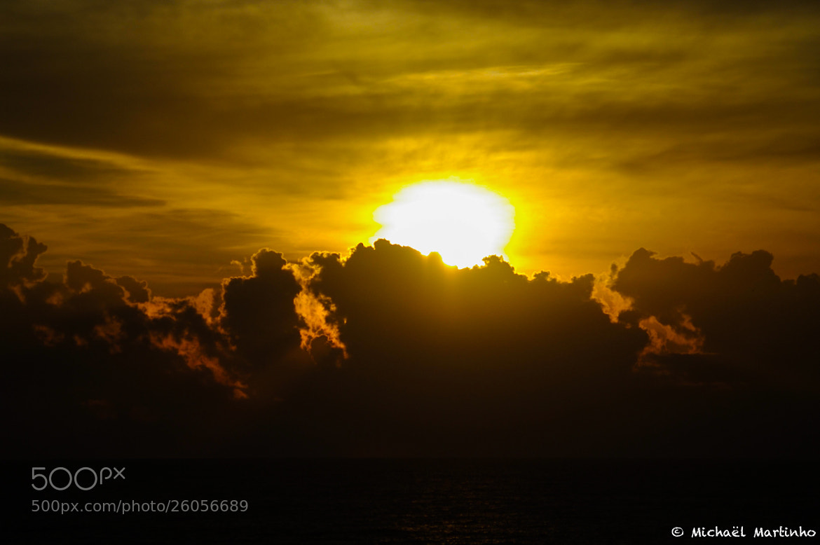 Photograph When the sun rises by Michaël MARTINHO on 500px