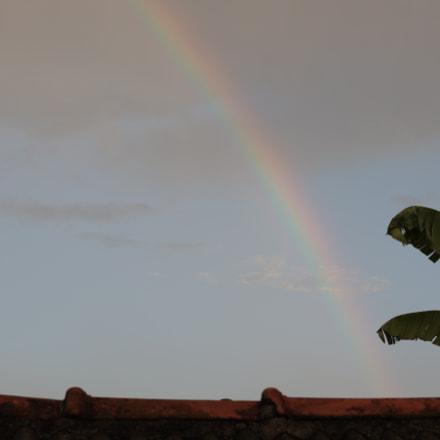 虹, Canon EOS REBEL T5I, Canon EF 50mm f/1.8