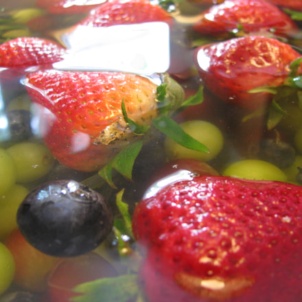Bowl o' Fruit 3, Canon POWERSHOT SX100 IS