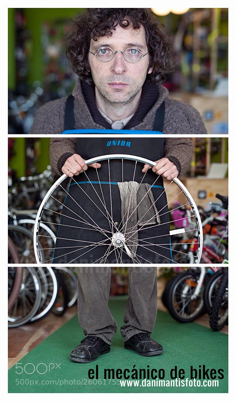 Photograph bike mechanic by Dani Mantis on 500px