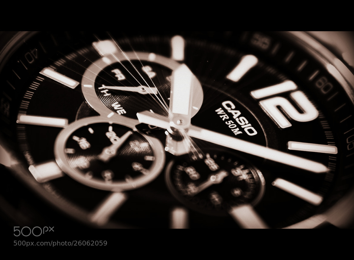 Photograph my new watch by Pranab Ghosh on 500px