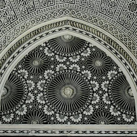 Paris Mosquée., Fujifilm FinePix J10