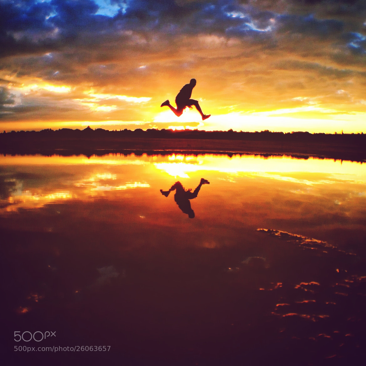 Photograph Jumping Lakes by Ofentse Mwase on 500px
