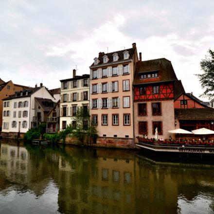 Strasbourg & Petite France, Nikon D3100, Sigma 10-20mm F3.5 EX DC HSM