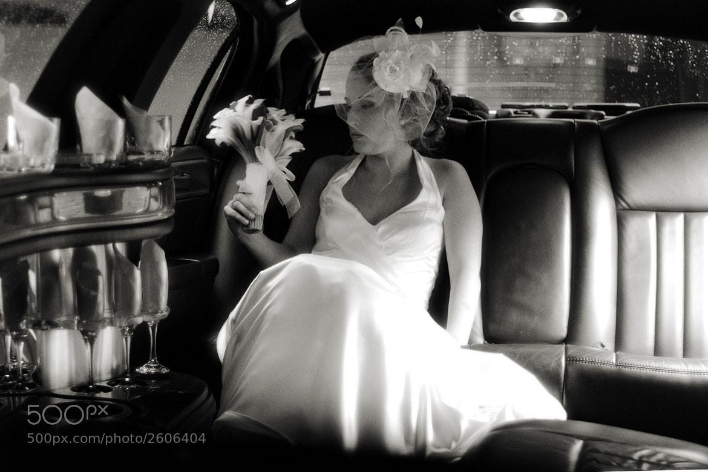Photograph Rainy Day Bride by Chris Bergstrom on 500px