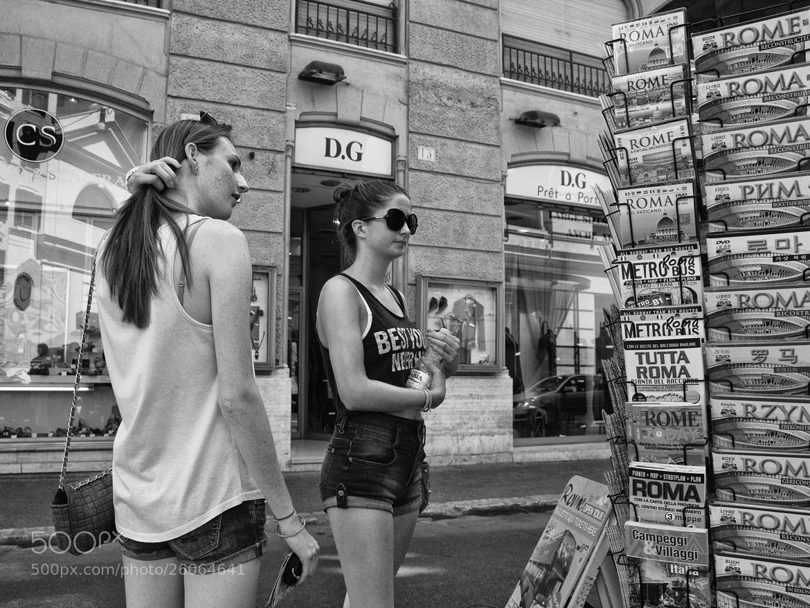 Photograph Rome Guides by Jorge Soriano on 500px