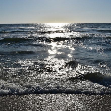 Seaside, Nikon D3300, AF-S Nikkor 20mm f/1.8G ED