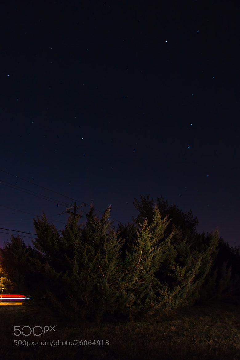 Photograph Big Dipper, Small Town by Anthony Colangelo on 500px
