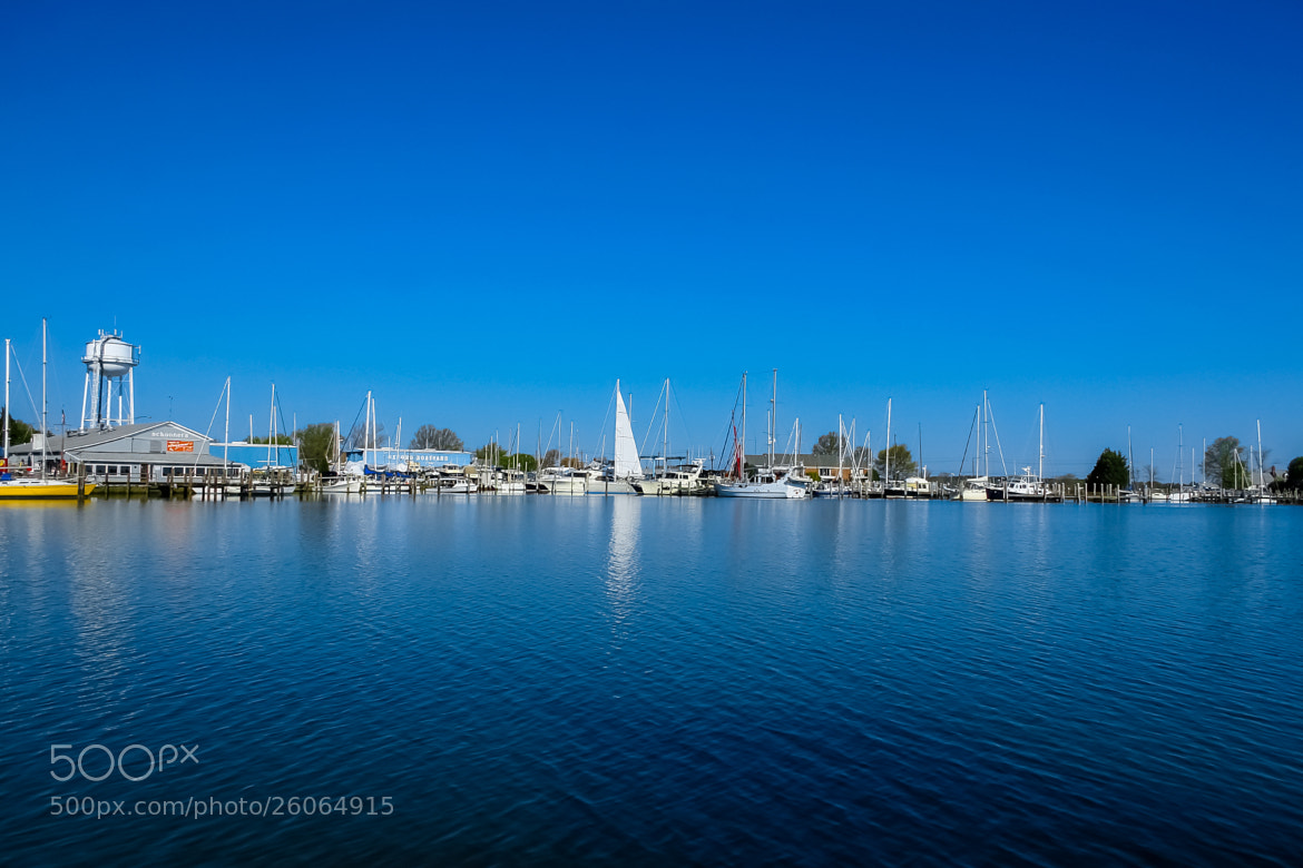 Photograph Blue Harbor by Anthony Colangelo on 500px