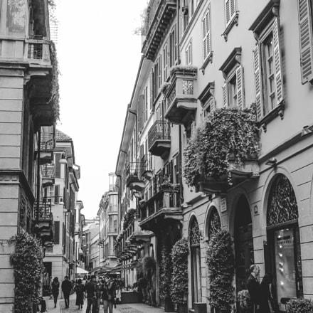 Milan, Fujifilm X20