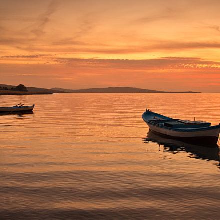 sunset, Nikon D600