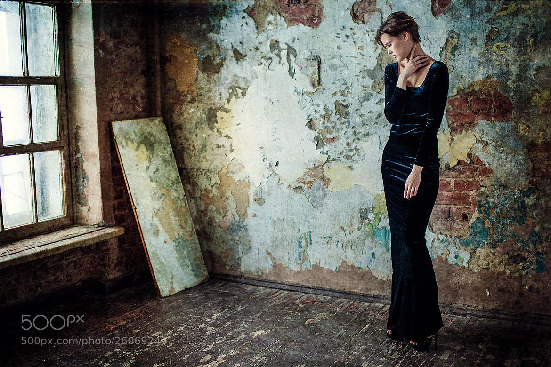 Photograph Olga. by Viktoriya  Trapeznikova on 500px