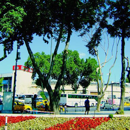Istanbul Turkey, Sony DSC-S750