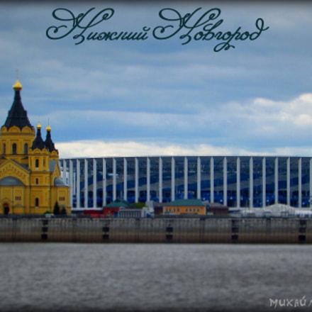 Кафедральный собор Александра Невского, Canon POWERSHOT SX500 IS