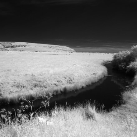 Cuckmere Valley, Canon POWERSHOT SX210 IS