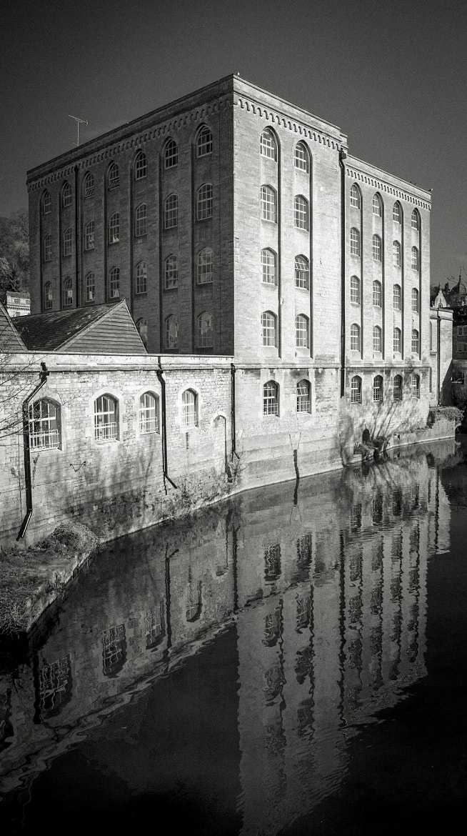 Photograph Converted Factory And Water by Christopher Dalby on 500px