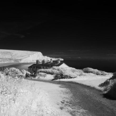 Cuckmere Haven, Canon POWERSHOT SX210 IS