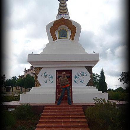 Monasterio Budista, Panasonic DMC-FX55