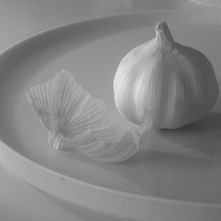 garlic, Canon DIGITAL IXUS 75