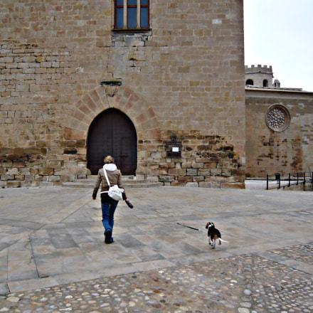 Castillo con Shoko, Panasonic DMC-FX55