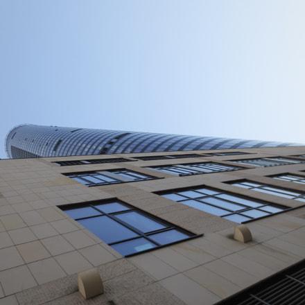 Sky Tower - Wroc, Canon IXUS 125 HS
