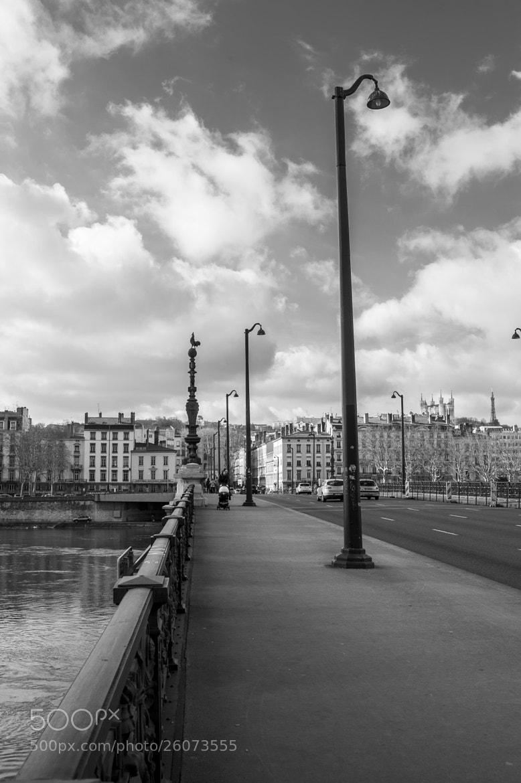 Photograph University Bridge by Vincent Charvet on 500px