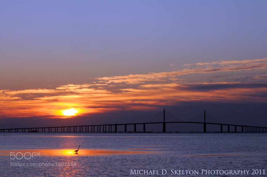 Photograph Sunrise by Michael Skelton on 500px