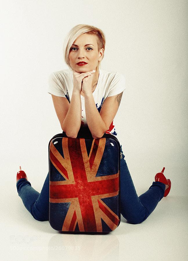 Photograph Eve UK by Jan Chmelik on 500px